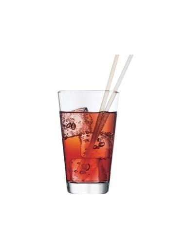Paşabahçe 6'Lı İzmir Meşrubat Bardağı Renkli